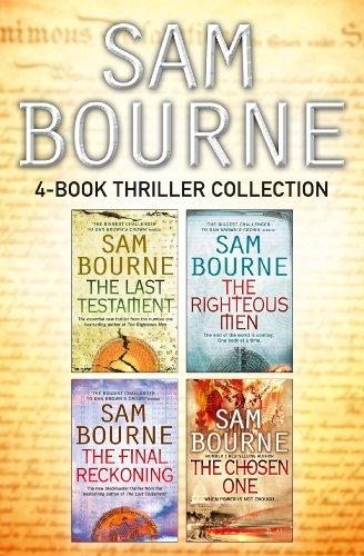Sam Bourne 4-Book Thriller Collection (English Edition)