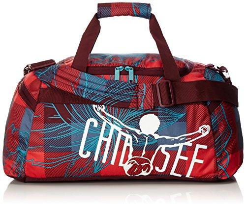 Chiemsee Matchbag Small, sac bandoulière Mehrfarbig (Checks Floral)