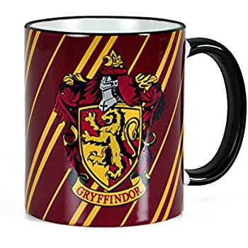 Harry Potter - Mug Maison Gryffondor - Gryffindor - 300ml - Céramique