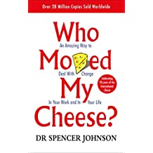 ‏‪Who Moved My Cheese by Spencer Johnson - Paperback‬‏