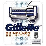 Bild des Produktes 'Gillette SkinGuard Sensitive Rasierklingen, 5 Stück'