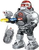 Robot Radiocomandato - Spara dischi, Balla, Parla - Robot RC Super...