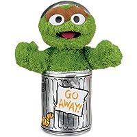 Gund - Peluche di Oscar dei Muppets nella lattina, 25,5 cm
