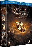 Le Seigneur des Anneaux - La trilogie [Blu-ray] [Import italien]