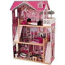 Maison poupee bois - Jeux de maison de barbie ...