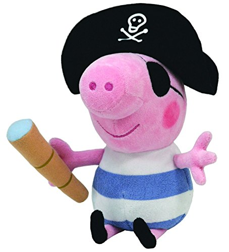 Ty - Juguete para bebés George Peppa Pig