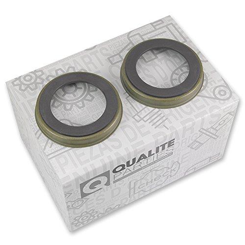 2x ABS RING SENSORRING ANTRIEBSWELLE MAGNETISCH HINTEN - Ring Antriebswelle