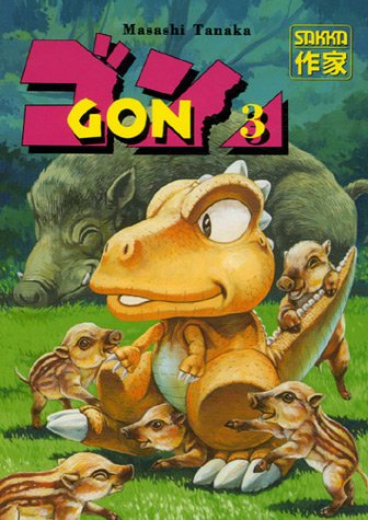 Gon - 2eme edition Vol.3