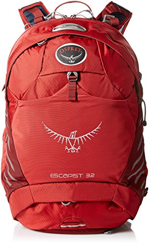 Osprey - Escapist 32, color cayenne red, talla 30 Liters-S/M