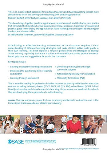 Developing Active Learning in the Primary Classroom