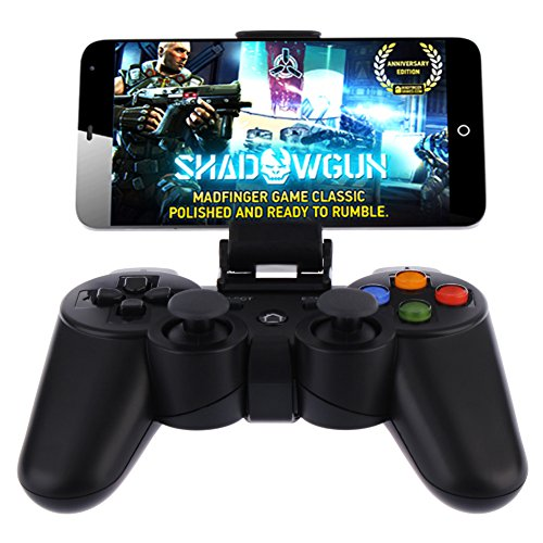 Game Controller, Hansemay Wireless Bluetooth Gamepad Joystick für Android / IOS / Windows