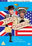 Two's Company - Series 3 - Complete [DVD] [1978]