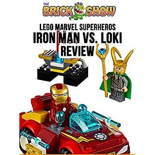 Review: LEGO Marvel Iron Man vs Loki Review