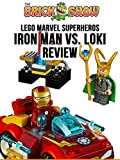 Review: LEGO Marvel Iron Man vs Loki Review [OV]