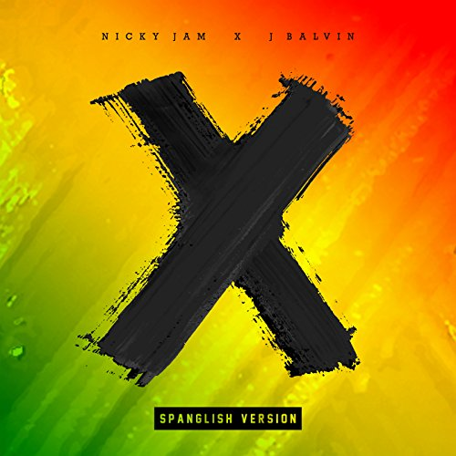 X spanglish version nicky jam j balvin