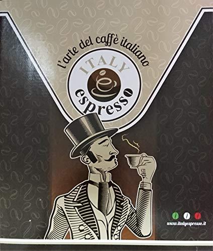 100 Kaffee Kapseln - Miscela dolce - Comp. Nespresso - Italyespresso