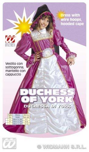 Herzoginnen-Kostüm für Mädchen - 11-14 (Für Kostüme Mädchen Französisch)