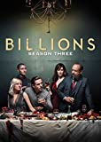 Billions: Season Three (4 Dvd) [Edizione: Stati Uniti]