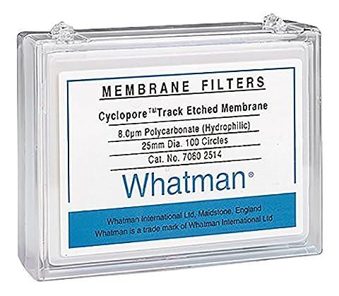 Whatman 036207membrane en polycarbonate 12µm cyclopore