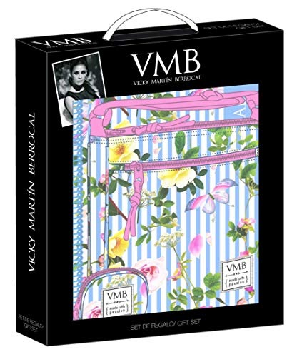 Vicky Martin Berrocal 2018 Federmäppchen, 35 cm, Mehrfarbig (Multicolor)