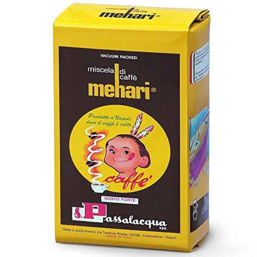 Coffee Passalacqua Mehari Gr. 250 (strong taste)