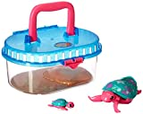 Little Live Pets S5 Lil' Turtle Tank - Seashore the Reef Turtle and Baby