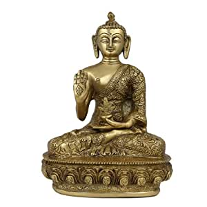 Protection buddha statue buddhism decor buddhist gifts 21 for Buddha decorations for the home uk