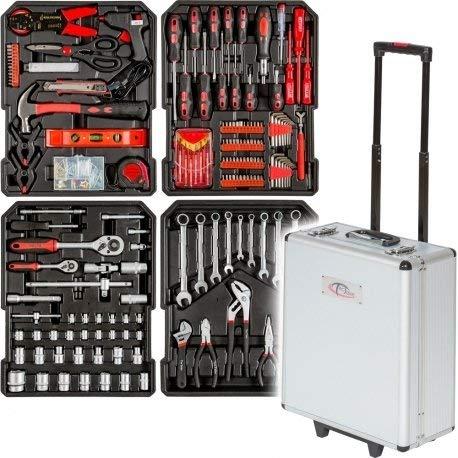 Trade Oxford–Boîte à outils à roulettes atelier mobile avec 1