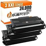3 Bubprint Toner kompatibel für Brother TN-3480 für DCP-L5500DN HL-L5000D HL-L5100 HL-L5100DN HL-L5100DNT HL-L5100DNTT HL-L5200DW HL-L6400DW MFC-L5700DN MFC-L5750DW MFC-L6800DW Schwarz