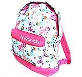 Offizieller Sportrucksack / Schulranzen / Schultertasche, Design: My Little Pony, für Mädchen, Größe L, für das neue Schuljahr