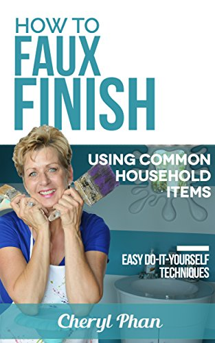 how-to-faux-finish-using-common-household-items-easy-do-it-yourself-techniques
