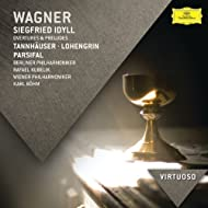 Wagner: Siegfried Idyll; Overtures & Preludes