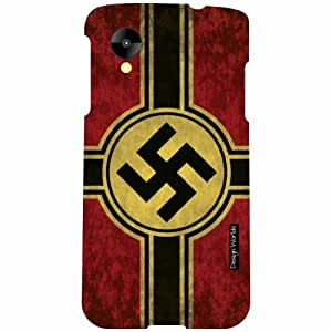 Design Worlds LG Nexus 5 LG-D821 Back Cover Designer Case and Covers