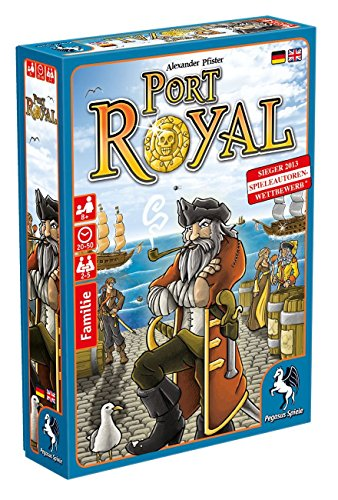 Pegasus Spiele 18114G - Port Royal - Avenue