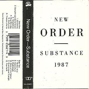 Substance [Musikkassette]