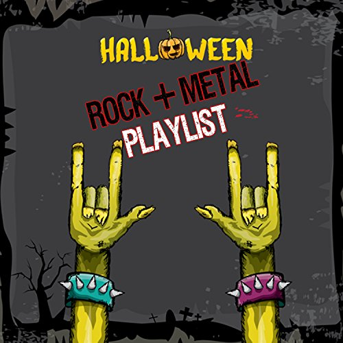 Halloween Rock & Metal Playlist
