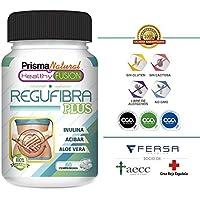 REGUFIBRA PLUS – Previene y trata el estreñimiento - Mejora la digestión y el tránsito intestinal
