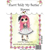 """My Besties Clear Stamps 4""""X6""""-Gill"""