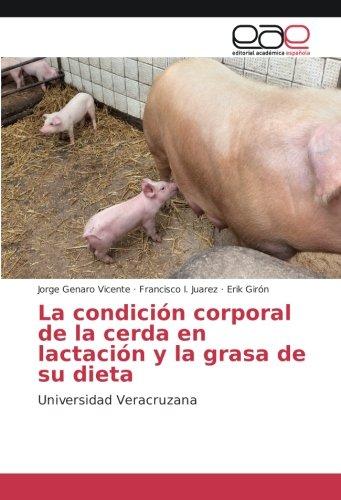 La condición corporal de la cerda en lactación y la grasa de su dieta por Jorge Genaro Vicente