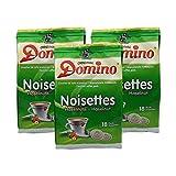 3x DOMINO Kaffeepads Haselnuss (á 18 Pads)