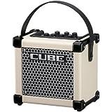 Roland 4.13443E+37 - Amplificador para guitarra, color blanco