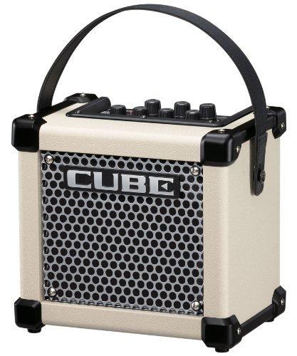 Roland Micro Cube GX Gitarrenverstärker weiß