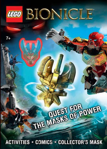 LEGO BIONICLE: Quest for the Masks of Power (Lego Bionicle Activity Book)