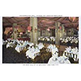 Mary Evans / Jazz Age Club Collection – Knickerbocker Grill New York Artistica di Stampa (91,44 x 60,96 cm)