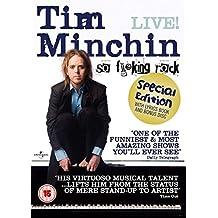 Tim Minchin: So F**King Rock .  Live