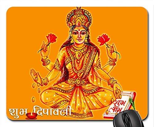 god-lakshmi-mouse-pad-mousepad-religious-mouse-pad