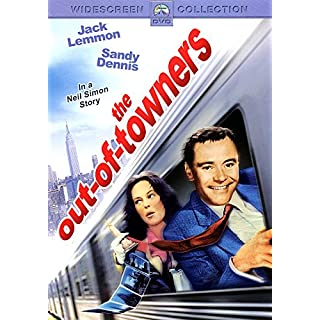 The Out-of-Towners - Jack Lemmon [DVD] [1970]
