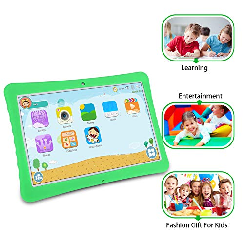tablet octacore 4g Tablet 10 Pollici con WIFI Offerte 4G/OTG 32GB ROM/64GB Android 7.1 Octa-Core 8500mAH Kids Tablet in Offerta GPS (Google Play