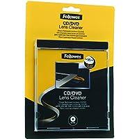 Fellowes 99761 CD di Pulizia per Lettore CD/DVD, Multicolore