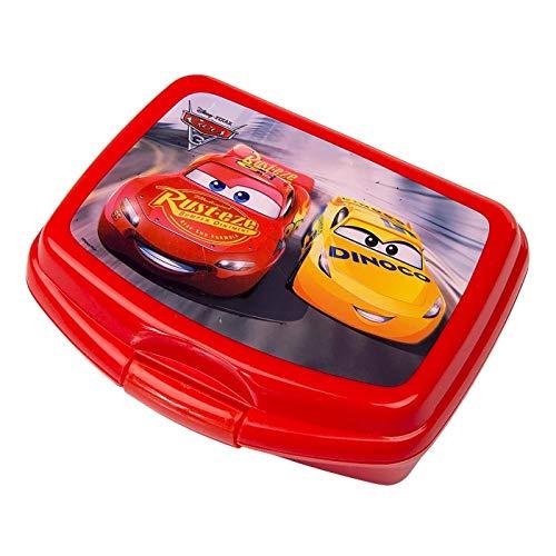 Cars - Brotdose / Lunchbox / Sandwich Box - tolle Geschenkidee für Kinder - C02